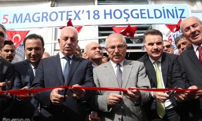 Mardin`de Gıda ve Tarım fuarı açıldı