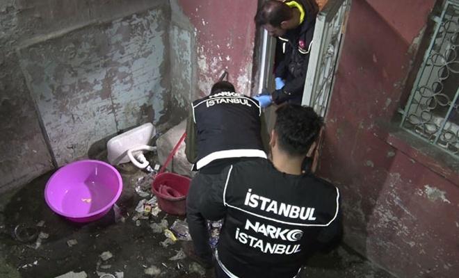 Uyuşturucu tacirlerine operasyon: Çok sayıda gözaltı