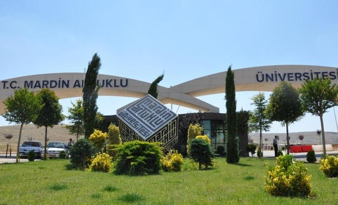 """Mardin Artuklu Üniversitesi, 7 ilde """"Yabancı Öğrenci Sınavı""""  yaptı"""