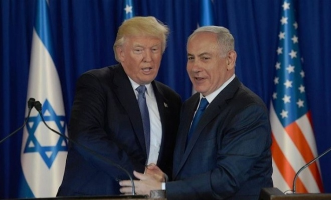 Trump'tan giderayak Siyonist işgal rejimi talimatı!