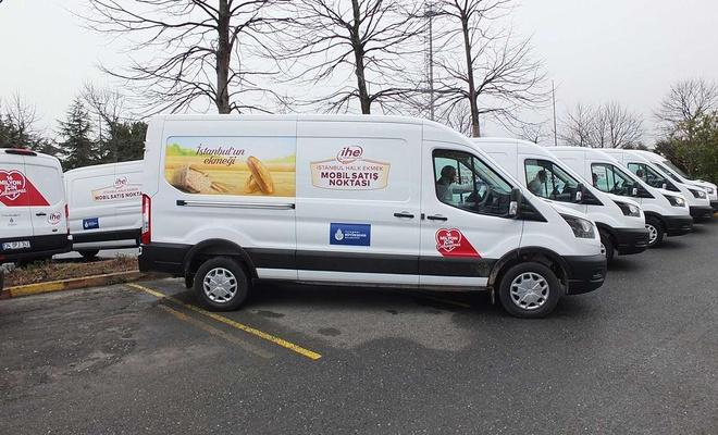 """Bakanlık """"İBB'nin mobil ekmek satışı yasaklandı"""" iddiasını yalanladı"""