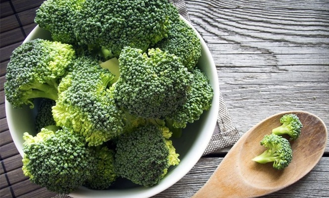 Brokoli kanser tedavisinde kullanılabilir