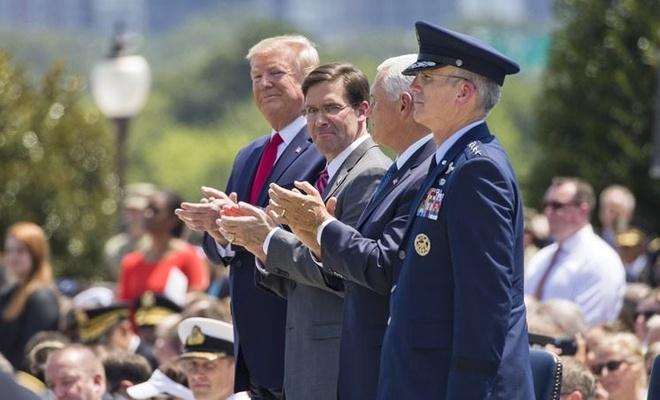 Şimdi de Amerikalı emekli generallerden Biden yönetimine karşı sert bildiri