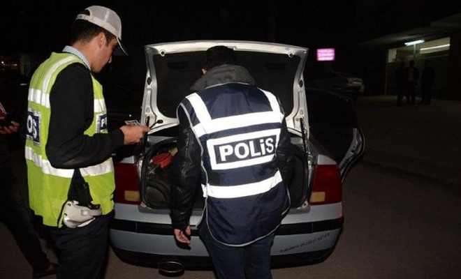 Mardin`de kaçakçılık ve asayiş operasyonları