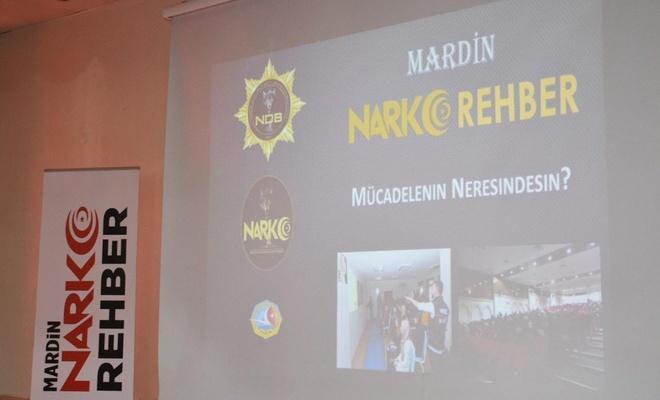 Nusaybin'de 'Uyuşturucu ile Mücadele Bilgilendirme' konferansı yapıldı