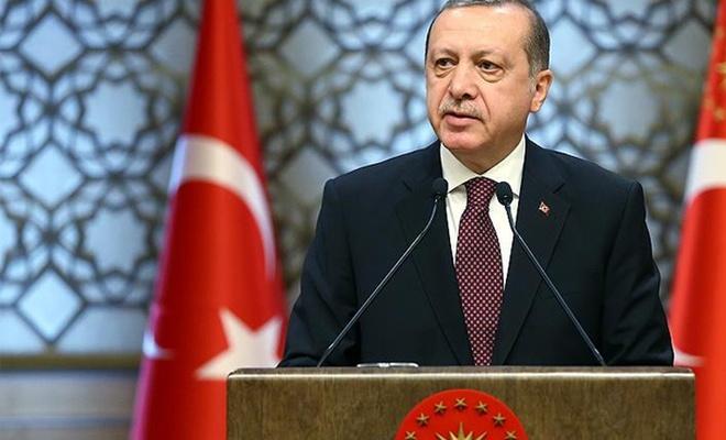Cumhurbaşkanı Erdoğan`dan Ramazan Bayramı mesajı