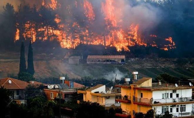 """Emniyet'ten """"yangın paylaşımı"""" açıklaması"""