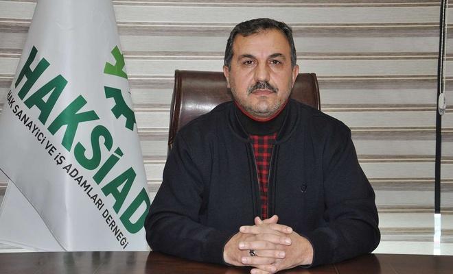 HAKSİAD Batman Şube Başkanı Çetiz'den asgari ücret açıklaması