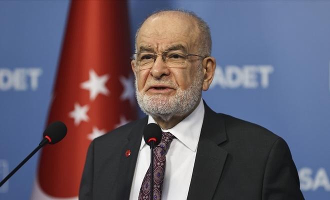 Karamollaoğlu'ndan hükümete çağrı!