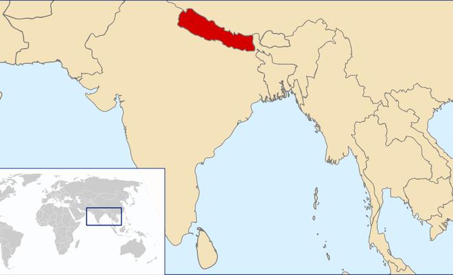 Nepal'de, parlamentonun feshedilmesi protesto edildi