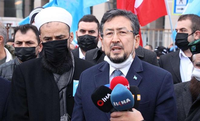 Doğu Türkistan Milli Meclisi Başkanından Doğu Perinçek'e suç duyurusu