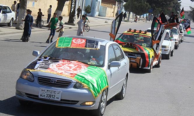 Afganistan`da Bağımsızlık Günü kutlanıyor