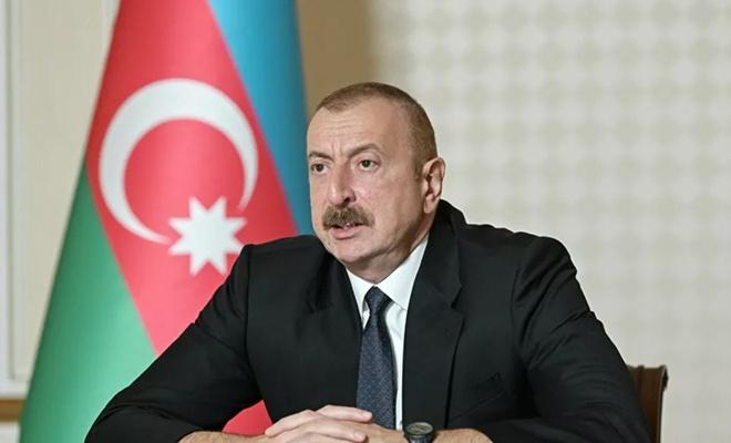 Aliyev 10 Kasım olan Karabağ zaferinin tarihini geri çekti