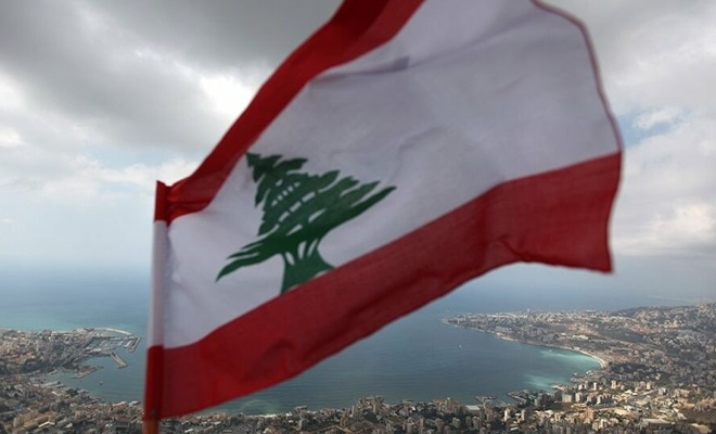 Lübnan'da İstifa!