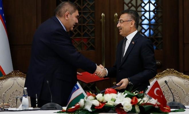 Türkiye Özbekistan ile iş birliği yapacak