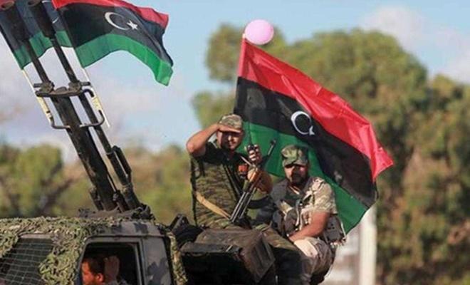 """Berlin'de """"Libya"""" konulu toplantı düzenlenecek"""