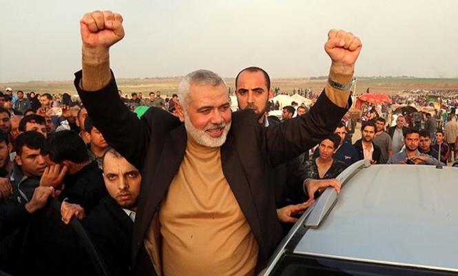 Filistin Büyük Yürüyüşe hazırlanıyor