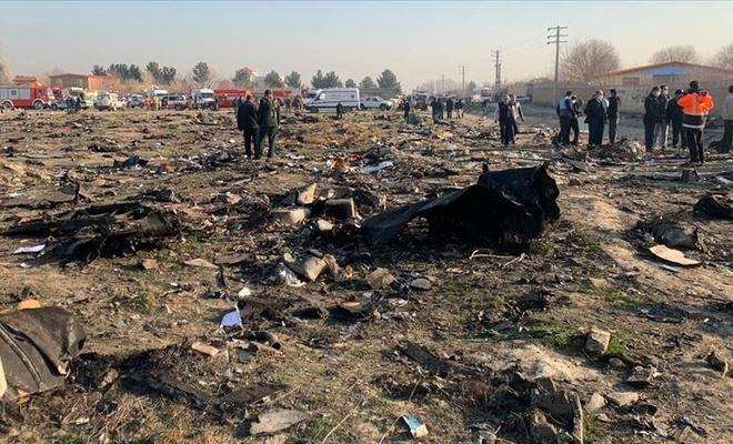 İran'ın uçağı düşürdüklerini açıklaması sorası Kanada ve Ukrayna'dan ilk açıklamalar geldi