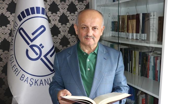 """Malatya İl Müftüsü Veysel Işıldar: """"Yaz Kur'an kurslarına teveccüh gösterelim"""""""