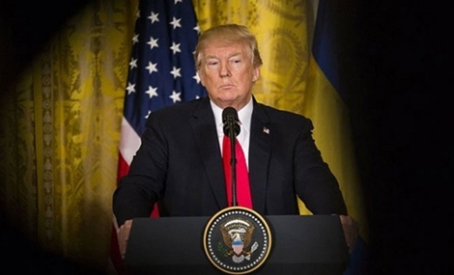 Trump: Suudi Arabistan'a 12 bin asker göndereceğimiz haberleri yalan