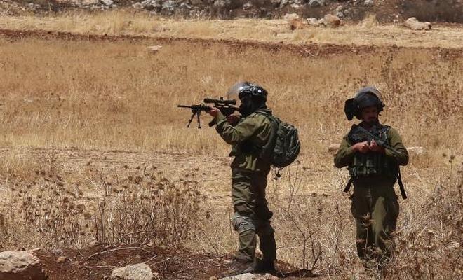 Siyonist askerler 79 Filistinliyi yaraladı