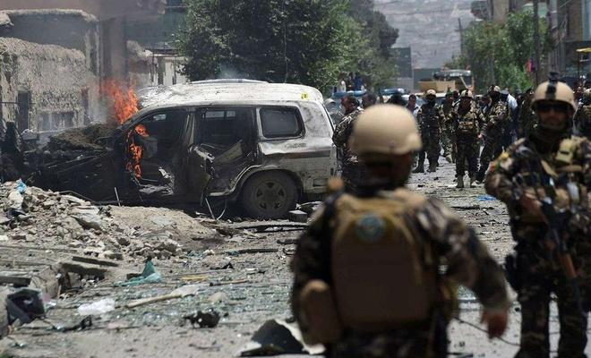 Afganistan'da 23 asker öldürüldü!