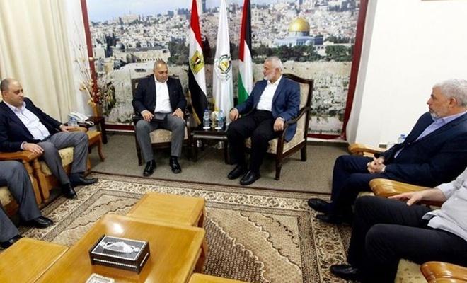 Hamas heyeti Mısır`da görüşmelere başladı