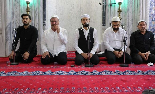 Peygamberler Şehri Şanlıurfa'da Mevlid Kandili ihya edildi