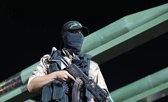 """""""Gazze'deki direniş güçleri askeri sanayide ilerleme kaydetti"""""""