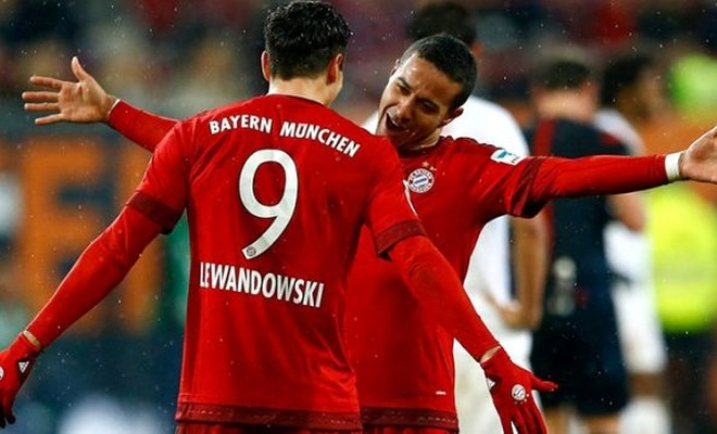 Liverpool, Bayern Münih'ten Thiago Alcantara'yı transfer etti