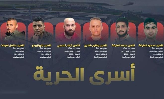 İşgalci bakandan Filistinli esir yalanı!