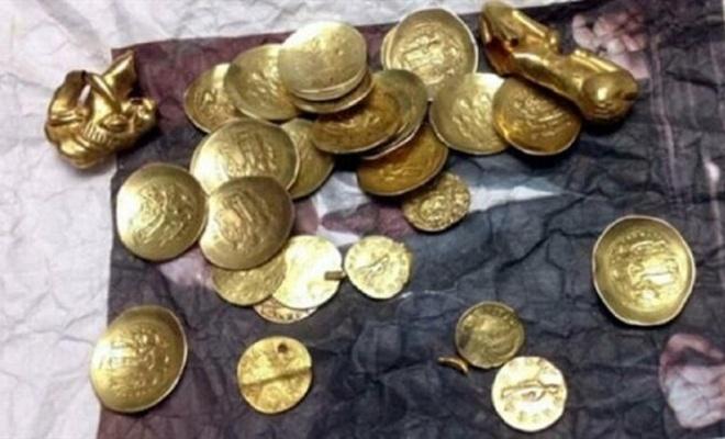 Yer Diyarbakır: Tarihi eserleri satarken yakalandı!
