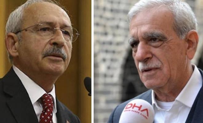 Kılıçdaroğlu, Ahmet Türk'ü aradı!
