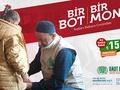 Umut Kervanı ''Bir Bot Bir Mont'' çağrısıyla kış yardım çalışmalarına başladı