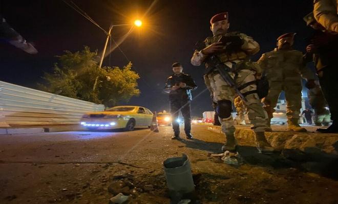 Kerkük'te DAİŞ saldırısı: 5 polis öldü