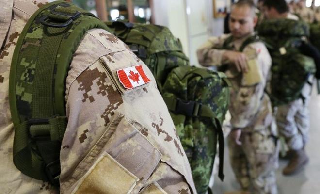 Kanada, Irak'tan askerlerini çekeceğini açıkladı