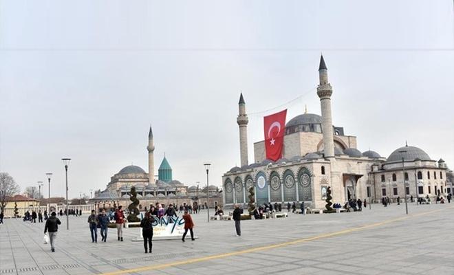 Konya`da 253 tarihi eser restore edildi
