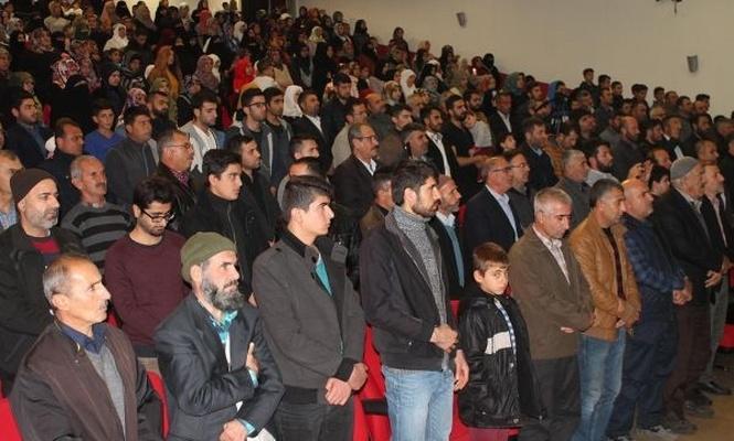 Antalya Mevlid-i Nebi etkinliği