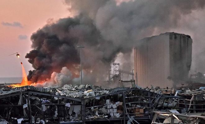 Irak ve Katar'dan Lübnan'a 3 sahra hastanesi