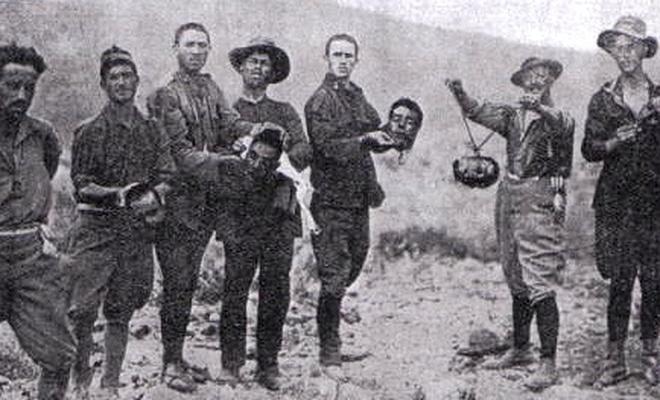"""Fransız gazeteci: """"Fransız ordusu, Cezayir'i işgali sırasında Avrupa'yı dahi ürperten bir vahşilik gösterdi."""""""