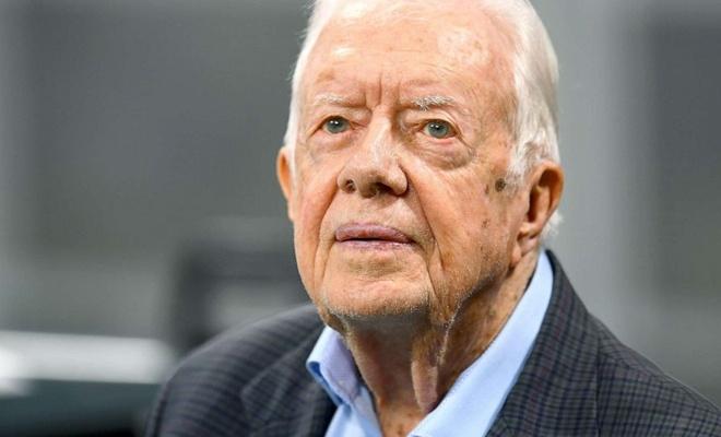 ABD eski başkanı Carter'den 'İlhak Planı' açıklaması