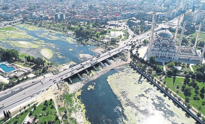 Adana'da Seyhann Nehri'nde ceset bulundu