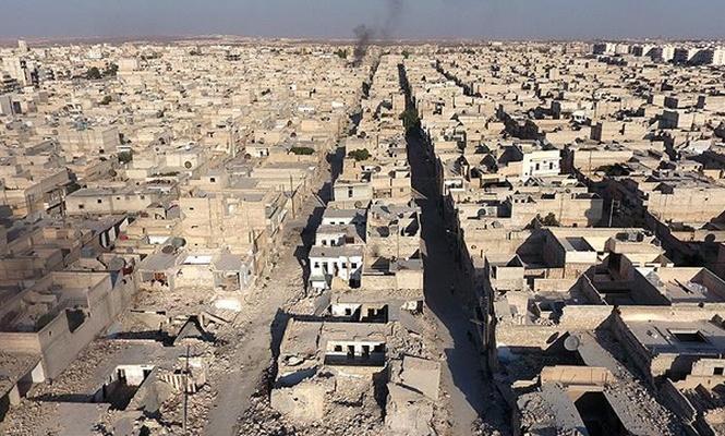 `Suriye`nin yeniden inşası yarım asır sürebilir`