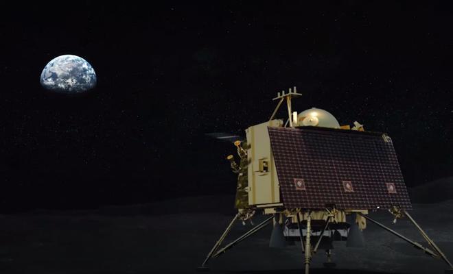Hindistan kaybettiği Ay modülünü nihayet buldu!