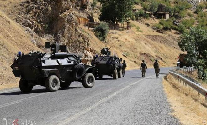Mardin'de 4 PKK'li öldürüldü