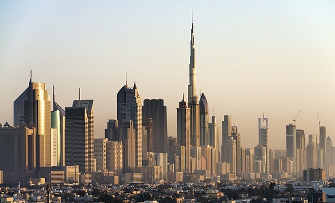 Dubai'de ekonominin bel kemiği KOBİ'ler