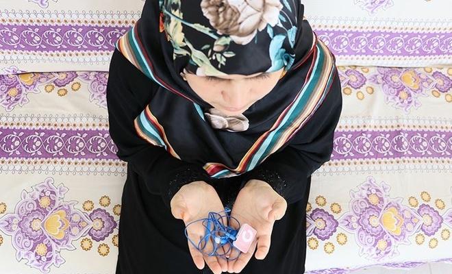 Görme engelli, Kur'an-ı Kerim'i 14 kez hatmetti