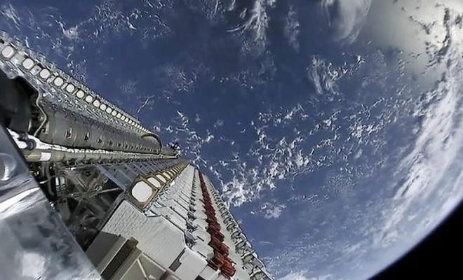 SpaceX, bu akşam 57 Starlink uydusu daha fırlatacak