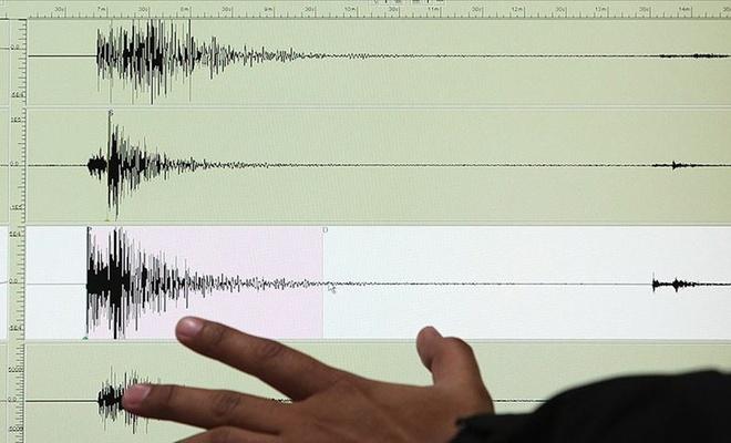 İran-Türkiye sınırında 4,4 büyüklüğünde deprem