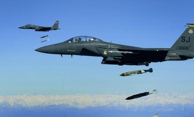 ABD Somali'de IŞİD'e hava saldırısı düzenledi